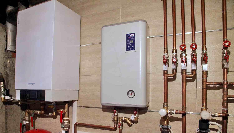 Экономичная система отопления частного дома своими руками