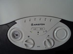 Газовый котел Ariston