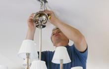 Как подключать люстры — пошаговая инструкция