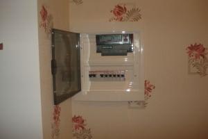 Накладной электрощит для квартиры
