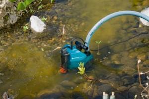 Насос в канализационной системе