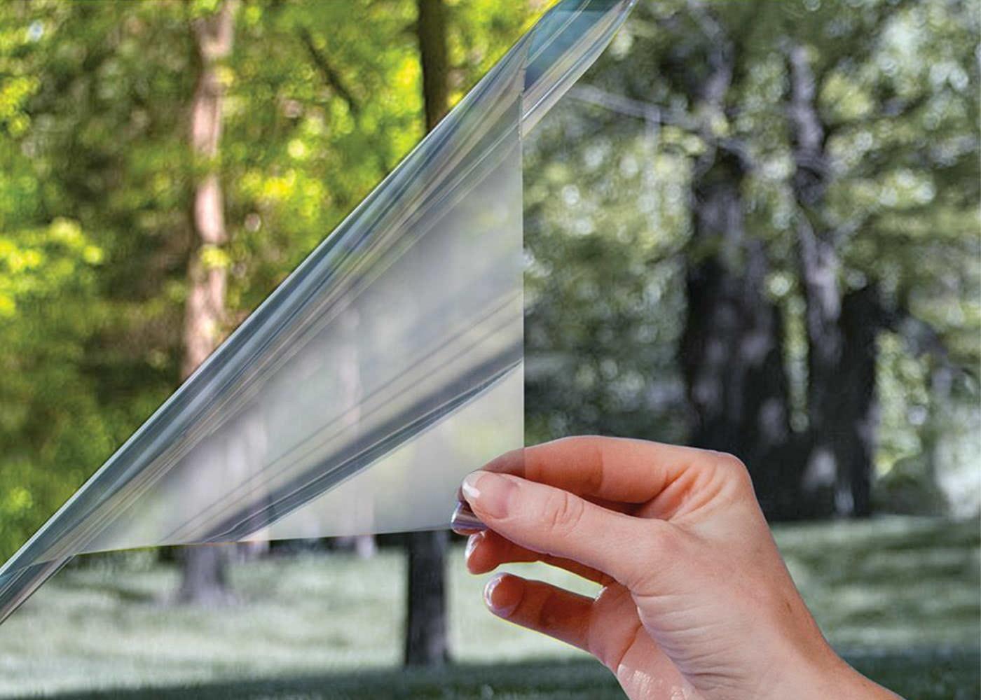 Пленки для оконных стекол - бронированная защитная, матовая .