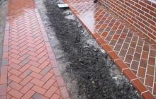 Отмостка из бетона вокруг дома