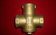 Типы приводов и подключение трехходового клапана для твердотопливного котла