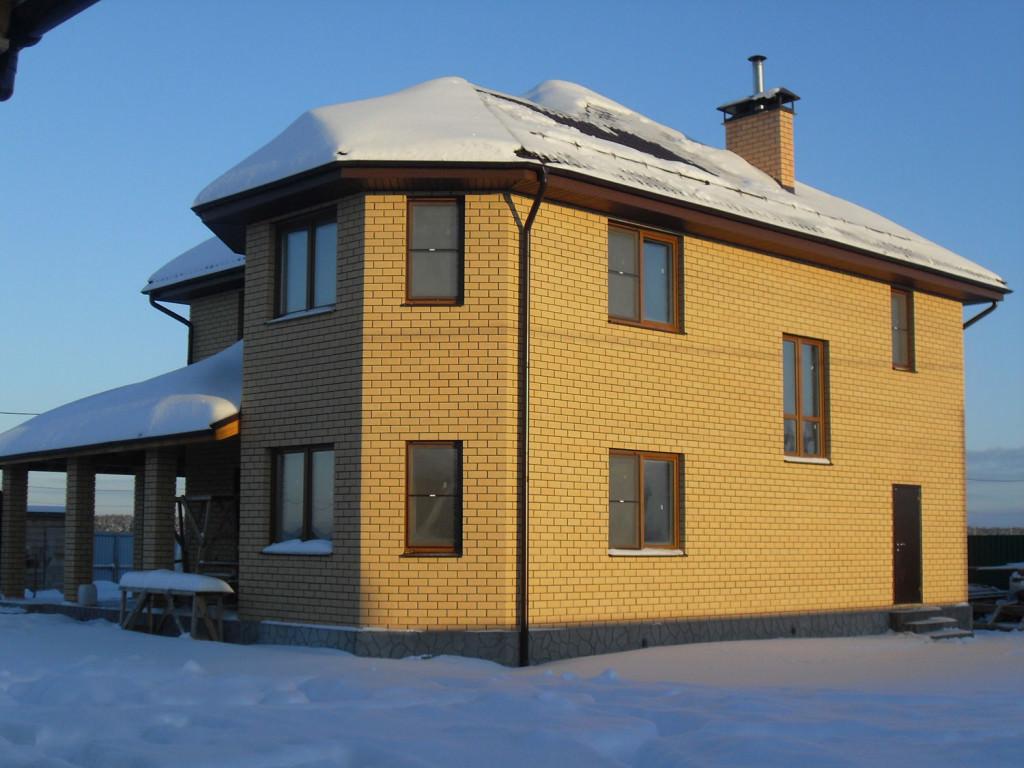 Дом из газобетона - плюсы и минусы