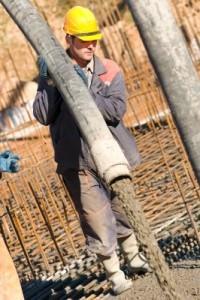 Напорная укладка бетона