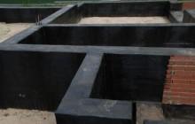 Обмазочная гидроизоляция для фундамента