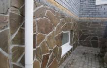 Природный камень для облицовки цоколя