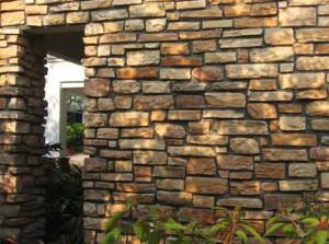 Фасадный искусственный камень