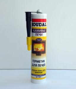 Герметик для дымохода Soudal