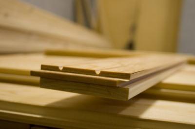 Как сделать пол своими руками в деревянном доме?
