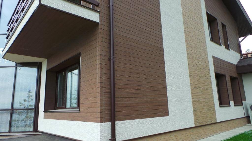Дом с японским фасадом