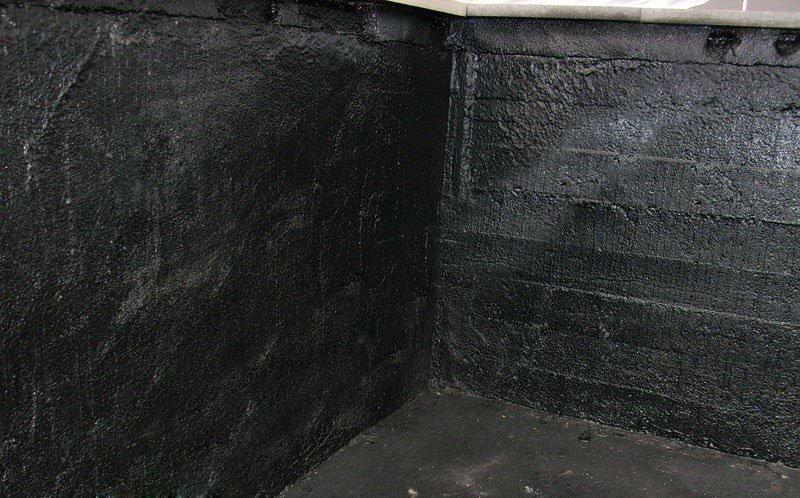 Гидроизолированный подвал