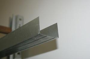 Направляющий стеновой профиль для гипсокартона
