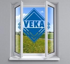Окно от фирмы Веко