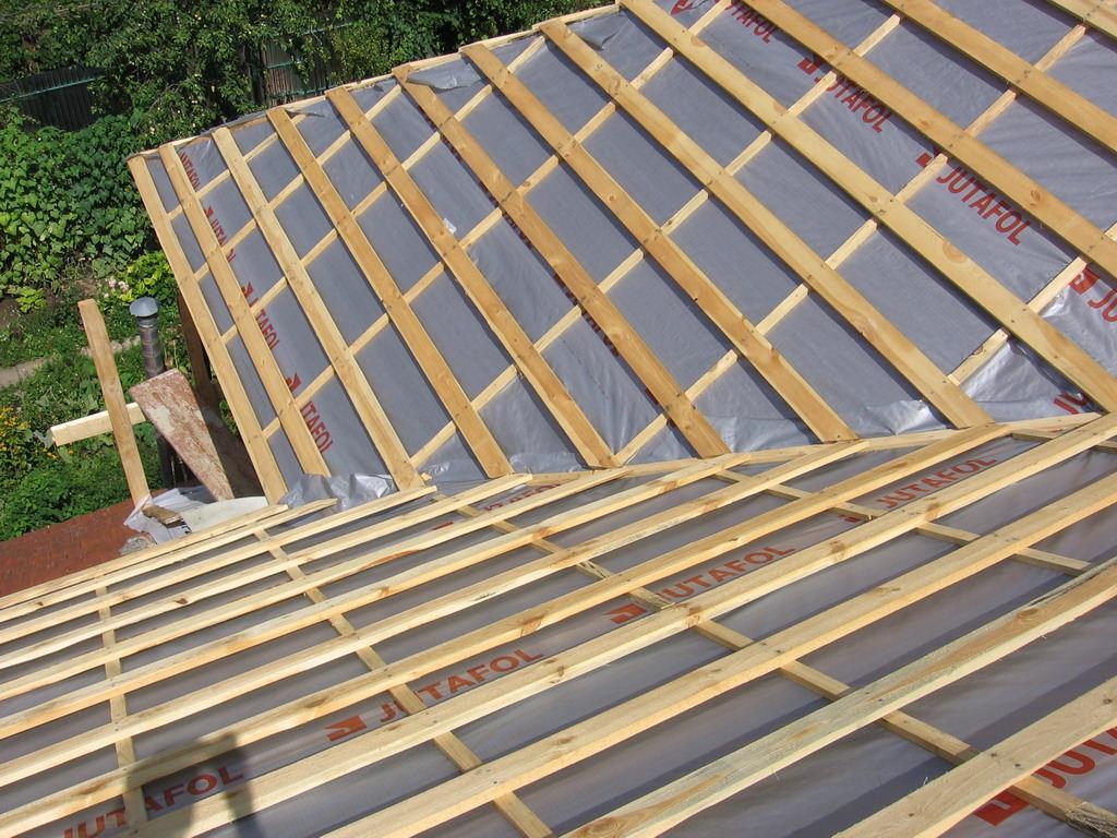 Пароизолированная крыша