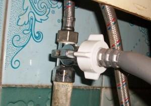 Подключение стиральной машины к канализации