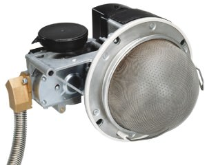 Диффузионно-кинетическая газовая горелка для котлов отопления