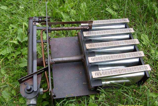Газовая горелка для котла отопления