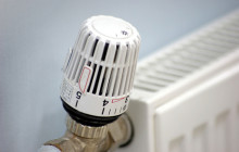 Кран на радиаторе отопления