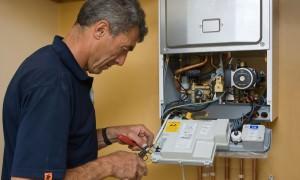 Подключение термостата к котлу отопления