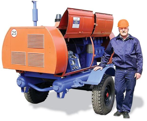 Аппарат для промывки систем отопления