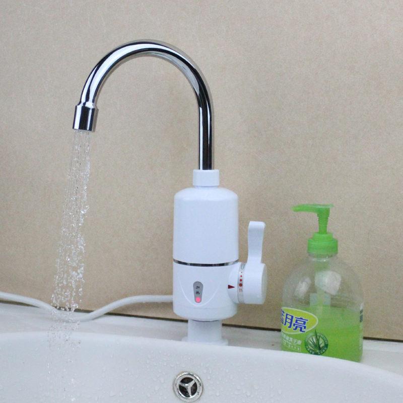 Проточный нагреватель воды