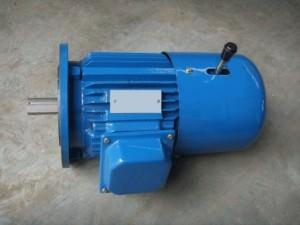 Трехфазный асинхронный двигатель с фазным ротором
