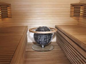 Электрическая печь в бане