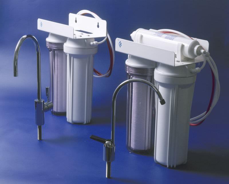 фильтры для воды своими руками проточный и из бутылки установка