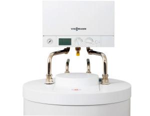 Газовый бойлер для нагрева воды