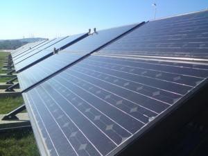 Гибридные солнечные батареи