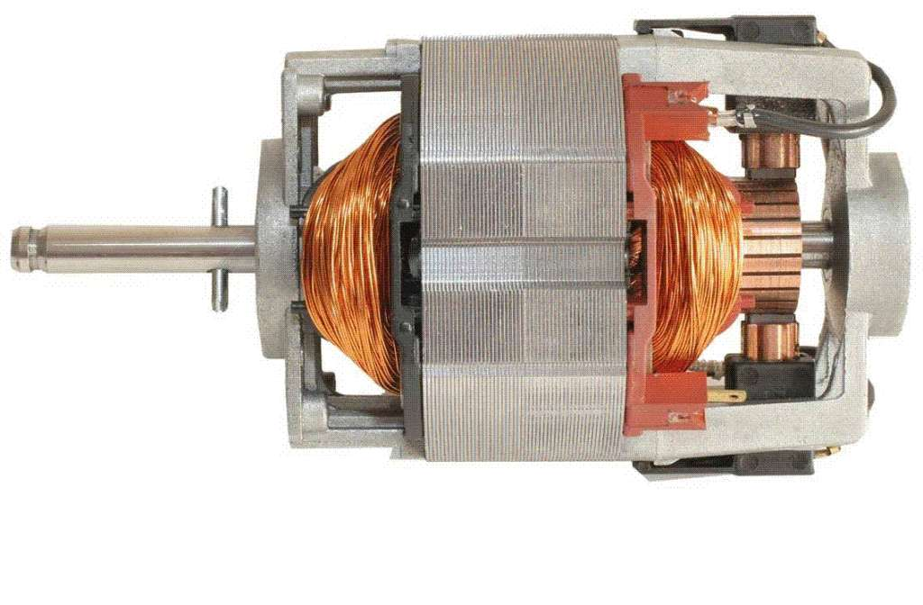 Коллекторный двигатель
