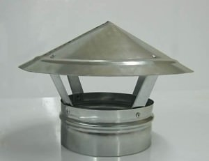 Колпак на круглую трубу дымохода