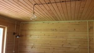 Комбинированная проводка в доме