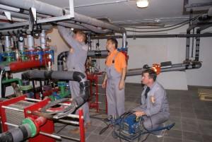 Опрессовка систем отопления в частном доме