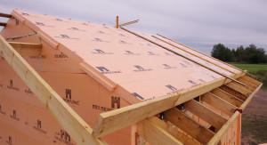 Пенолекс на крыше