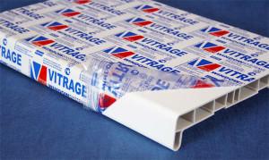 Пластиковый подоконник Virtage