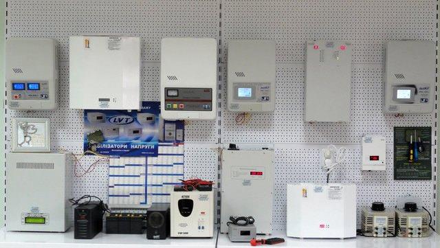 Стабилизатор напряжения для важного электрооборудования